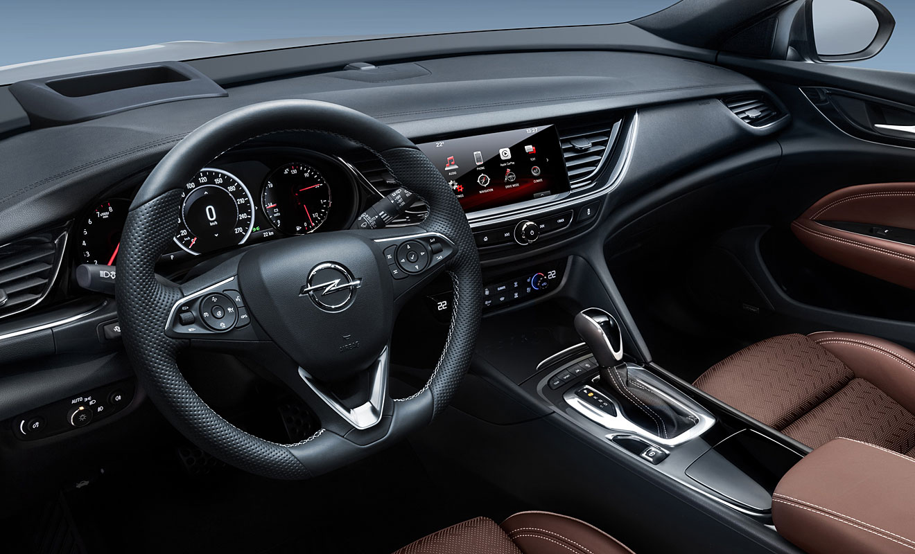 Opel hat das Cockpit modernisiert