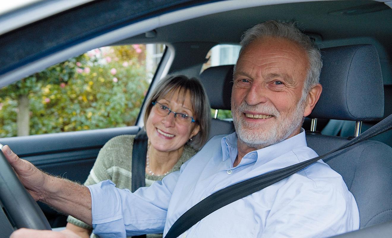Ein Test der Fahrtauglichkeit erscheint sinnvoll. Foto: DVR