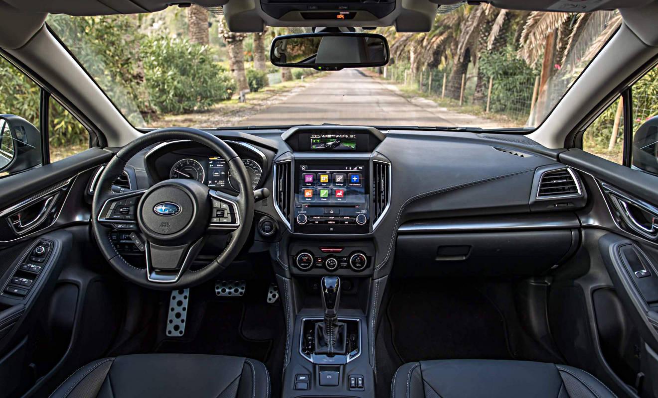 SubaruI Impreza. Foto: Subaru