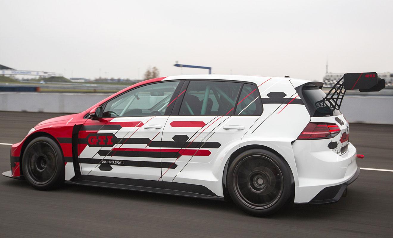 Der Golf GTI TCR kostst mindestens 115.000 Euro. Foto: VW
